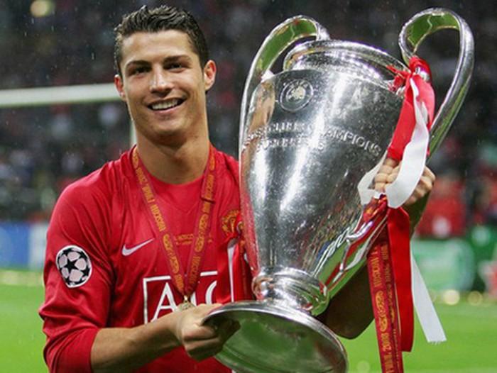Cuộc đời và sự nghiệp Cristiano Ronaldo