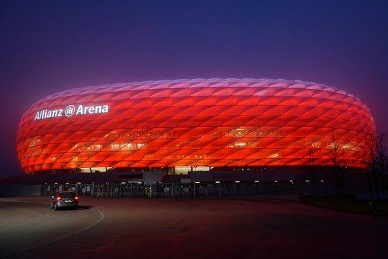 san van dong Allianz Arena