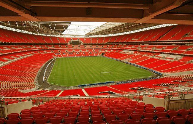 san van dong Wembley