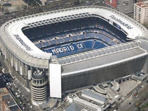 svd Santiago Bernabéu